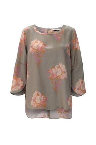 ALLURE FLORAL TOP