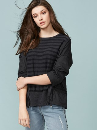 SACHA SWEATER - STRIPES