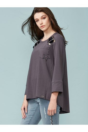 HALF DOZEN PLAIN TOP