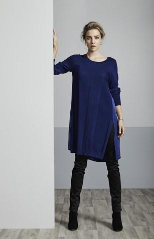IGNITION TABARD DRESS