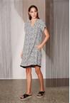 VIXEN DRESS - print