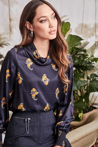 CHANGELING BLOUSE
