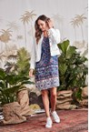 TESSA DRESS - print