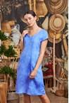 REASON DRESS - blueline