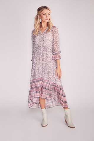 PALERMO MIDI DRESS