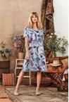 ISADORA DRESS - print