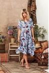 ILKA DRESS - print