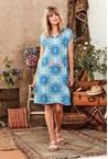 SYBIL DRESS - print