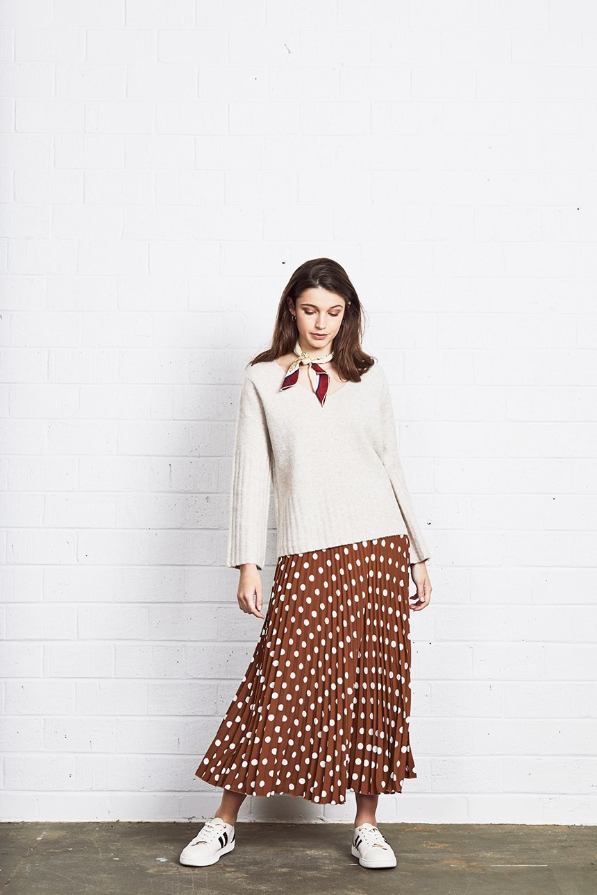 CLEVEDON SWEATER