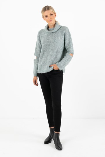 ALPS ROLL NK JUMPER